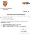 Icon of CIRCULAR 1-19 Convocatoria Selección Aragonesa 2019